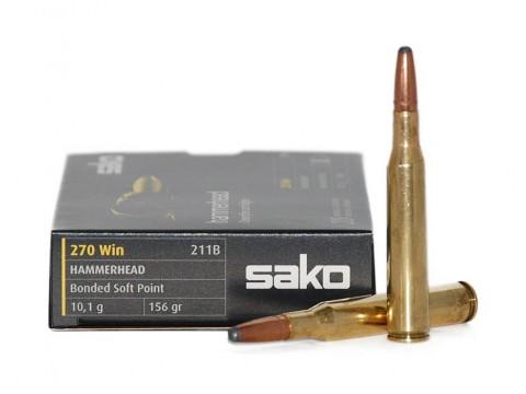 270 win sako sp hammerhead / 156gr