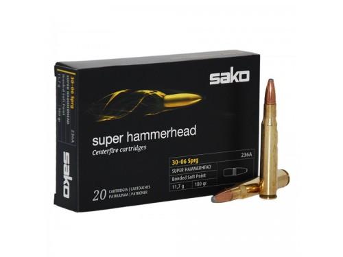 30-06 Sako Super Hammerhead SP/180gr