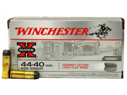 44-40 Win Winchester Cowboy 225gr