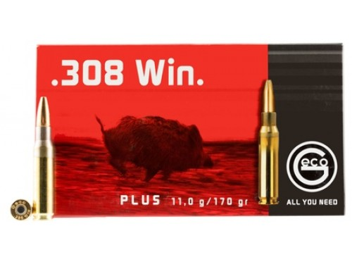 308 Win Geco Plus/170gr