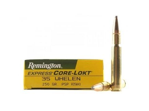 35 Whelen Remington Core Lokt PSP/250Gr