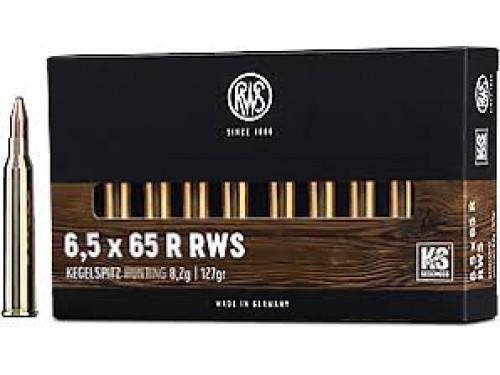 6,5x65R RWS KS 127gr