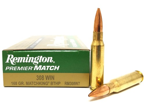 308 Win Remington Match/168gr