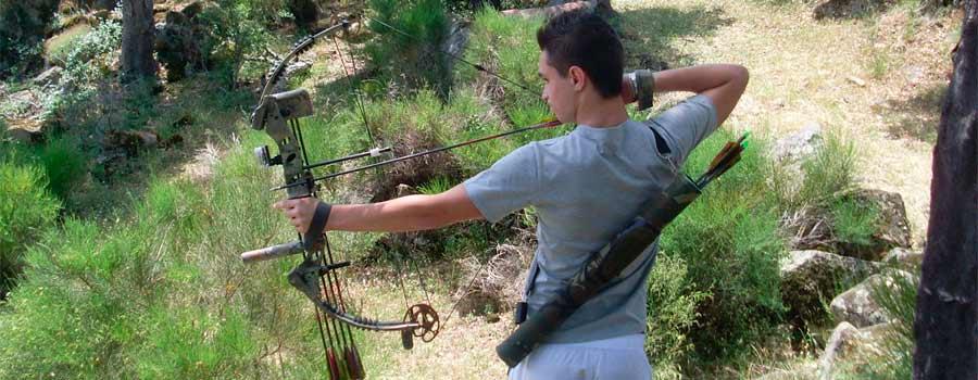 Iníciate en el apasionante mundo de la caza con arco con Armería La Caza de Toledo
