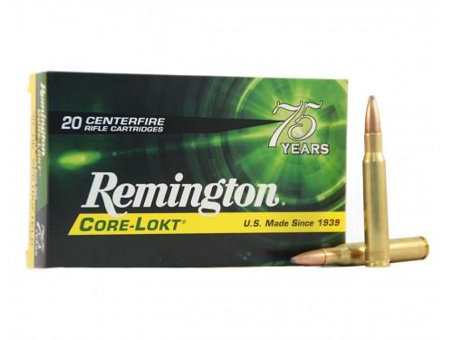 300 WSM Remington Corelokt PSP 150gr