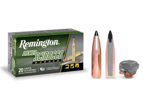300 WSM Remington Scirocco 180gr