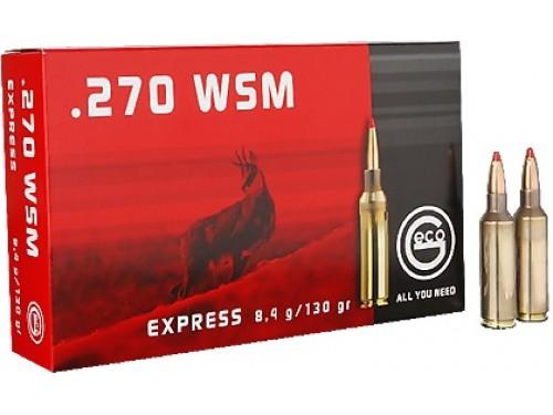 270 wsm Geco Express 130gr