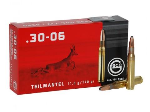 30-06 Geco Teilmantel 170 gr