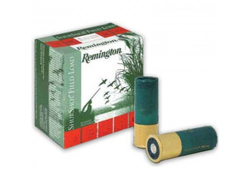 Cartuchos Remington Caza 12.- 30gr 7 OJEO