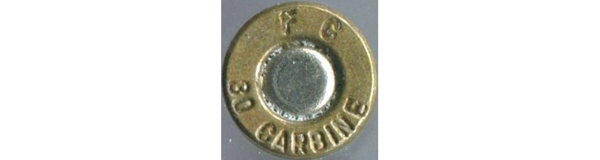 CALIBRE .30 M1 Carbine