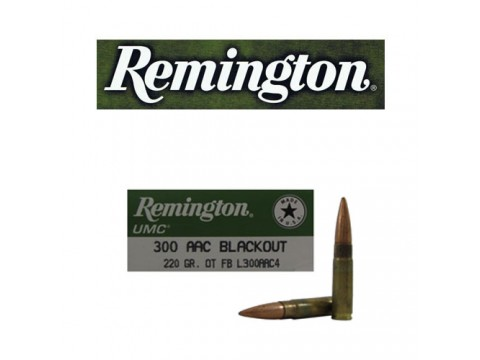 300 AAC Blackout Remington OTFB/220gr