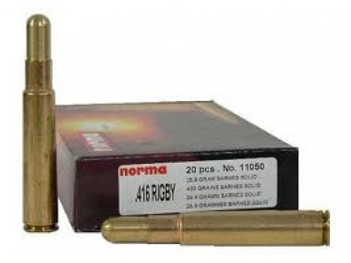 416 RIGBY Norma Barnes Solid/400Gr