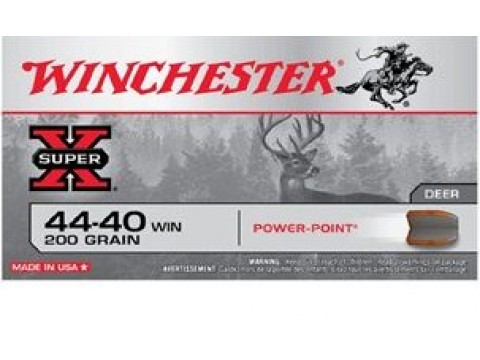 44-40 Win Winchester PP/200Gr