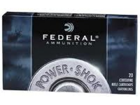 300 WM Federal Classic SP/180Gr