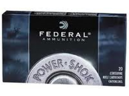 30-06 Federal Classic Speer SP/125Gr