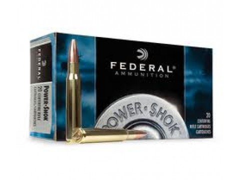 7mm RM Federal Classic SP/175Gr