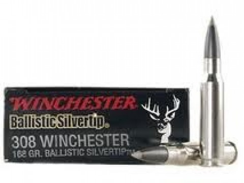 308 Win Winchester Supreme BST/168Gr