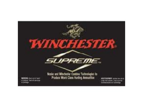 300 WSM Winchester Supreme BST/150Gr