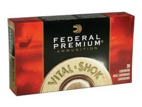 308 Win Federal Premium Nosler BST/150Gr