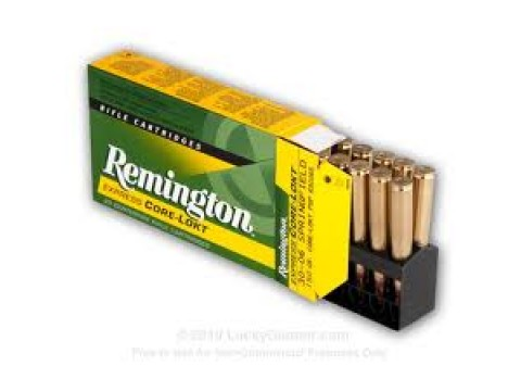 30-06 Remington Core Lokt PSP/150Gr