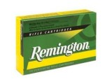 300 WM Remington Nosler BST/180Gr
