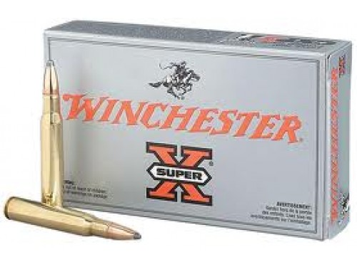 338 WM Winchester Super X SP/200Gr