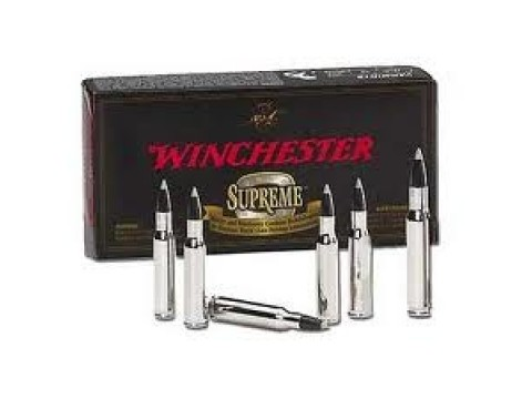 270 WIN Winchester Supreme BST/130Gr