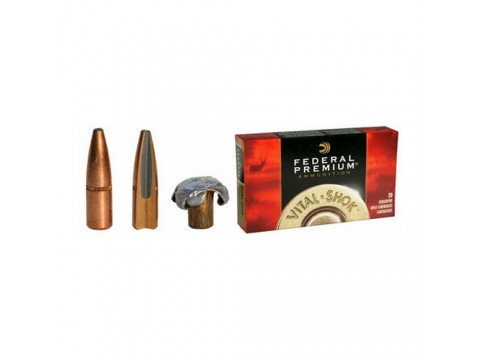 375 H&H MAG Federal Premium Trophy Bonded Bear Claw(SP)/300Gr