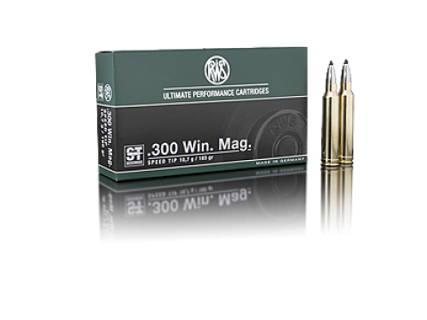 300 WM RWS SPEED TIP/165Gr