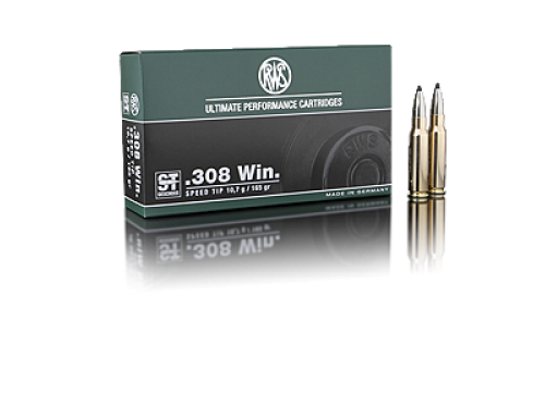 308 Win RWS Speed Tip/165Gr