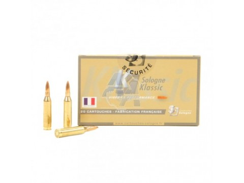 243 WIN Sologne Subsonic/70gr