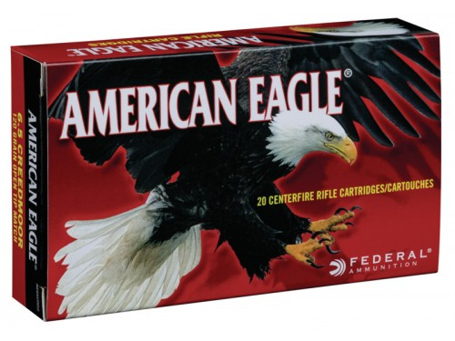 6,5 Creedmoor Federal AMERICAN EAGLE 120gr