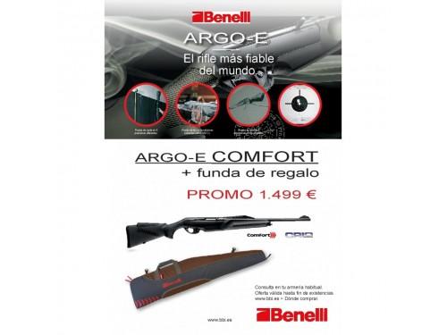Benelli Argo-E Comfort + funda de regalo